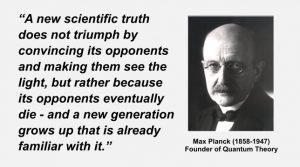 Authority Traps - Max Planck Founder of Quantum Theory